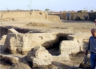 Tell el-Maskhuta, Ancient Succoth